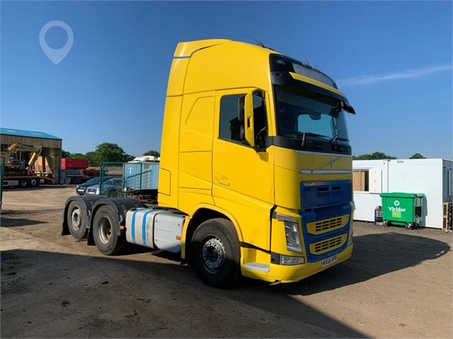 2015 VOLVO FH500 at TruckLocator.ie