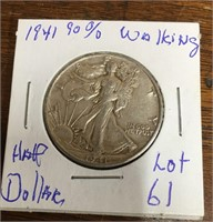Coins, Household, and Misc. Consignor Auction