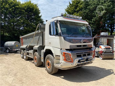 2015 VOLVO FMX420 at TruckLocator.ie