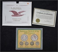 Multi-Collector's Estate Coin, Jewelry & Stamp Auction