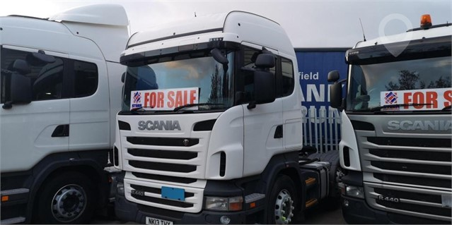 2013 SCANIA R440 at TruckLocator.ie