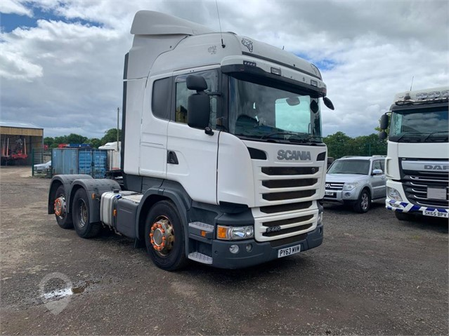2014 SCANIA R440 at TruckLocator.ie