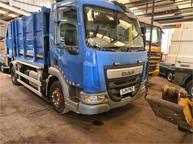 2014 DAF LF220 at TruckLocator.ie