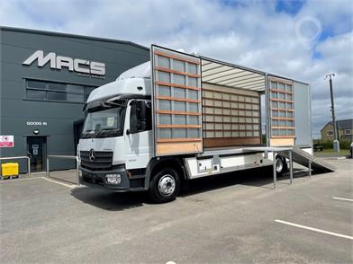 2021 MERCEDES-BENZ ATEGO 1323 at TruckLocator.ie