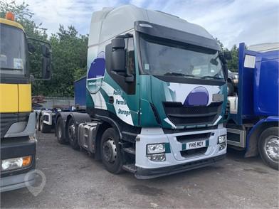 2016 IVECO ECOSTRALIS 440 at TruckLocator.ie