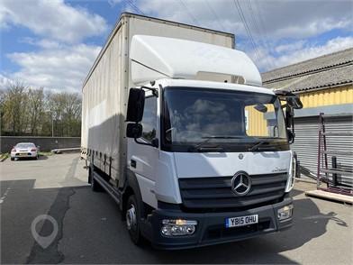 2015 MERCEDES-BENZ ATEGO 816 at TruckLocator.ie