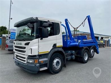 2013 SCANIA P310 at TruckLocator.ie