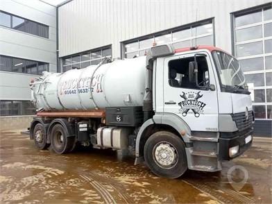 2002 MERCEDES-BENZ AXOR 1828 at TruckLocator.ie