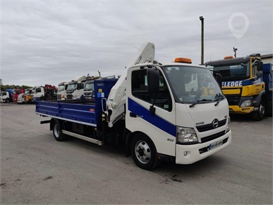 2015 HINO 300 817 at TruckLocator.ie