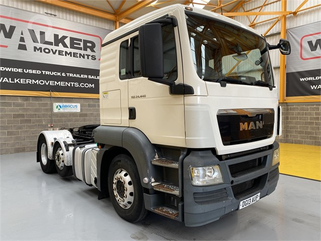 2013 MAN TGS 24.440 at TruckLocator.ie