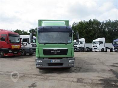 2010 MAN TGL 8.180 at TruckLocator.ie