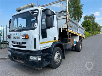2013 IVECO EUROCARGO 180E25 at TruckLocator.ie