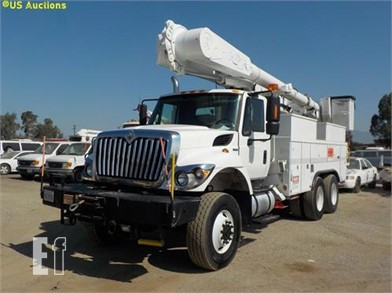 Bucket Trucks Service Trucks Online Auctions 15 Listings Equipmentfacts Com Page 1 Of 1