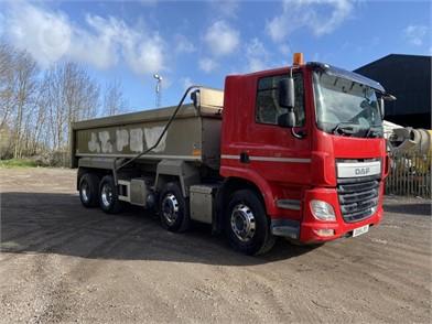 2014 DAF CF85.400 at TruckLocator.ie