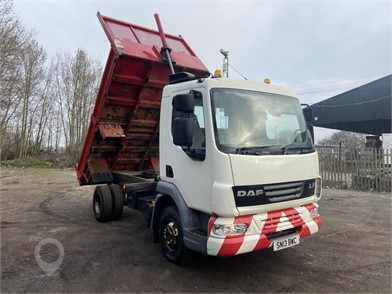 2013 DAF 45.150 at TruckLocator.ie