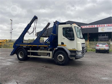 2015 DAF LF220 at TruckLocator.ie
