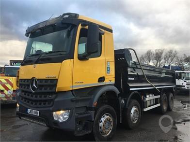 2017 MERCEDES-BENZ AROCS 3245 at TruckLocator.ie