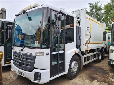 2016 MERCEDES-BENZ ECONIC 2629 at TruckLocator.ie