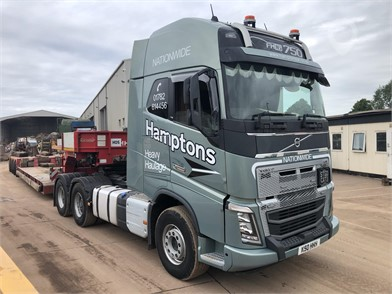 2018 VOLVO FH16 at TruckLocator.ie
