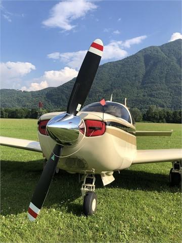 1987 MOONEY M20K 252TSE at www.aeromeccanicasa.com