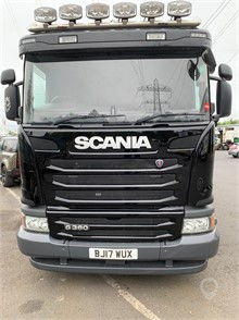 2017 SCANIA G360 at TruckLocator.ie