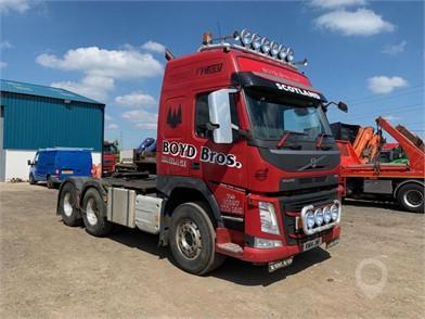 2014 VOLVO FM500 at TruckLocator.ie