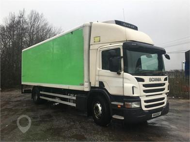 2012 SCANIA P235 at TruckLocator.ie