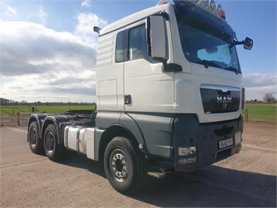 2012 MAN TGX 26.540 XLX at TruckLocator.ie