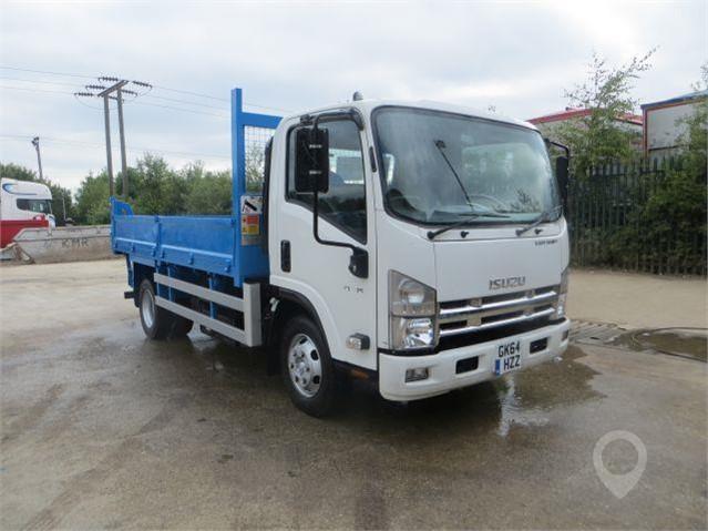2014 ISUZU N75.150 at TruckLocator.ie