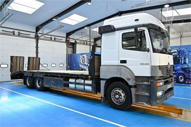 2004 MERCEDES-BENZ AXOR 1843 at TruckLocator.ie