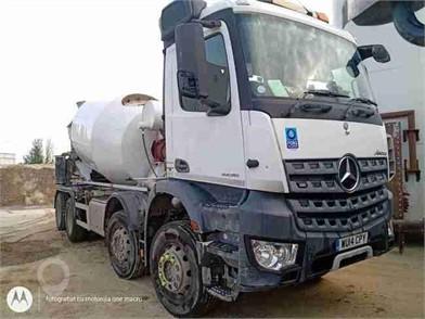 2014 MERCEDES-BENZ AROCS 1824 at TruckLocator.ie