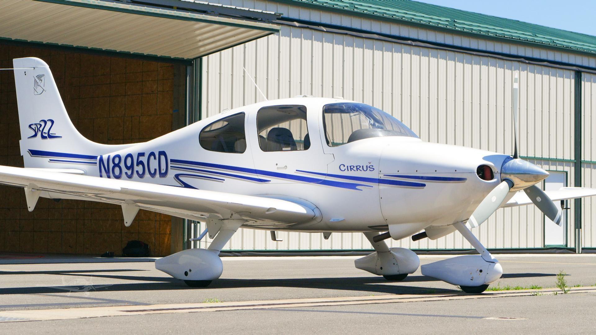 2003 CIRRUS SR22
