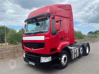 2010 RENAULT PREMIUM 460 at TruckLocator.ie