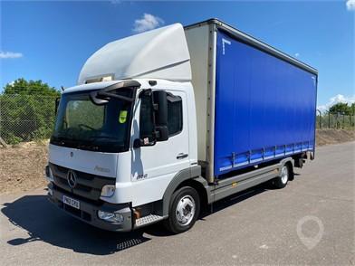2012 MERCEDES-BENZ ATEGO 2528 at TruckLocator.ie