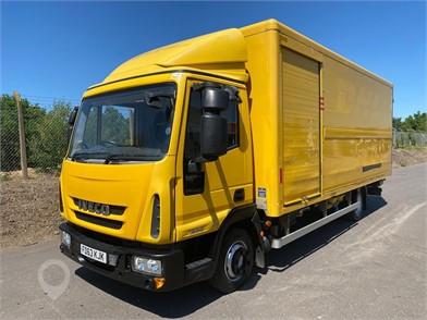 2013 IVECO EUROCARGO 100E17 at TruckLocator.ie