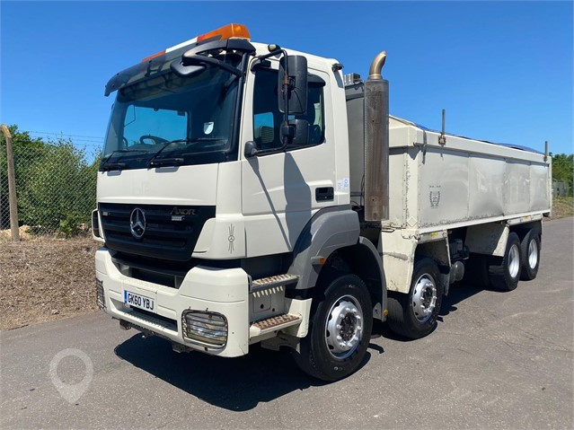 2011 MERCEDES-BENZ AXOR 3240 at TruckLocator.ie