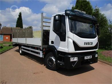 2017 IVECO EUROCARGO 140E21 at TruckLocator.ie