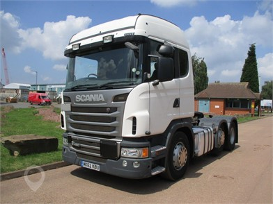 2012 SCANIA G480 at TruckLocator.ie
