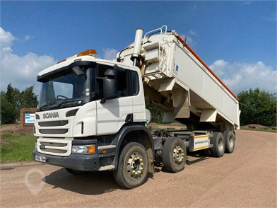 2015 SCANIA P370 at TruckLocator.ie