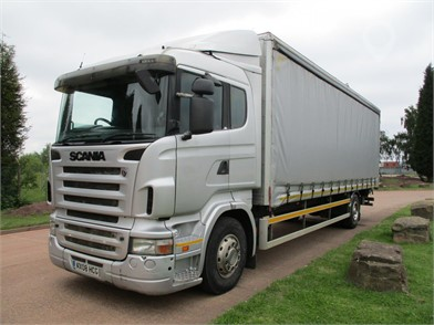 2008 SCANIA R230 at TruckLocator.ie