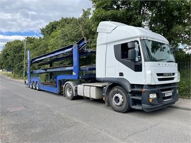 2011 IVECO ECOSTRALIS 440 at TruckLocator.ie