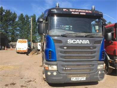 2011 SCANIA G445 at TruckLocator.ie