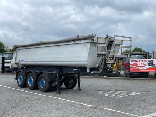 2017 SCHMITZ TIPPING TRAILER at TruckLocator.ie
