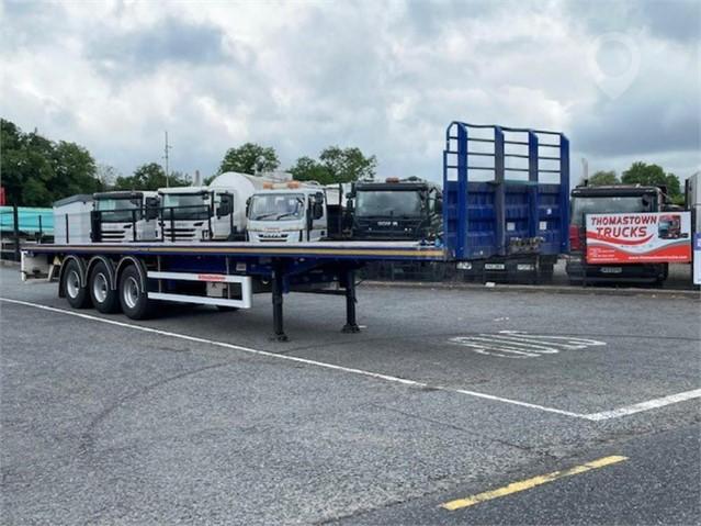 2018 KÄSSBOHRER FLATBED at TruckLocator.ie