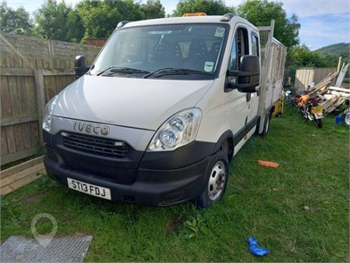 2013 IVECO DAILY 50C15 at TruckLocator.ie