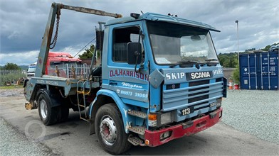 1993 SCANIA R113.320 at TruckLocator.ie