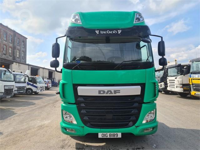 2015 DAF CF460 at TruckLocator.ie