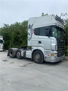 2008 SCANIA R560 at TruckLocator.ie
