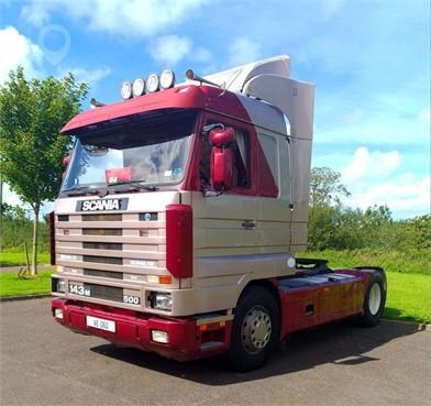 1995 SCANIA R143M500 at TruckLocator.ie