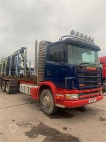 2001 SCANIA P124G470 at TruckLocator.ie